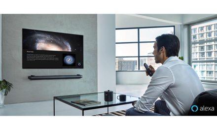 2019 LG AI THINQ TVS NOW SUPPORT AMAZON ALEXA