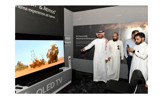 LG Launches World's First Arabic Supported AI TVs in Saudi Arabia