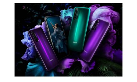 Say hello to the most anticipated smartphone of the season – HONOR 20 PRO