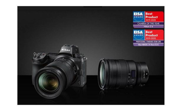 EISA Awards for the Nikon Z6 and NIKKOR Z 24-70mm f/2.8 S
