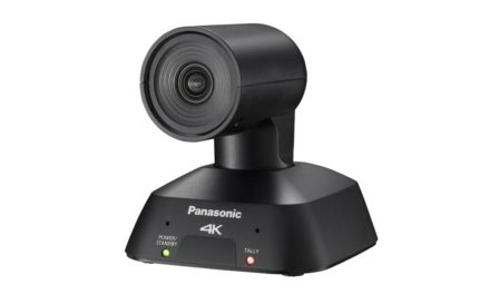 Panasonic launches game-changing ultra-wide angle 4K PTZ camera for the professional AV market
