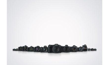 Canon celebrates productionCanon celebrates production of 100 million EOS-series interchangeable-lens cameras of 100 million EOS-series interchangeable-lens cameras