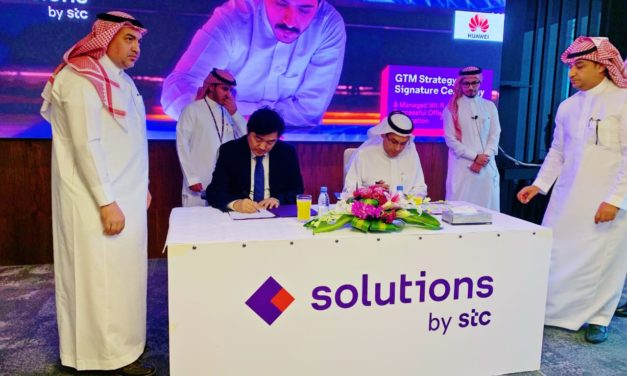 Two Giants' Strategic Collaboration on Enterprise Business in Saudi Arabia
