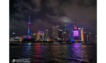 Superior Night Photography now possible with the HONOR 9X PRO