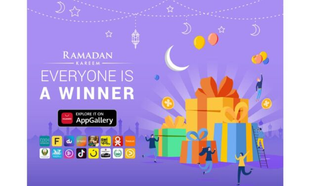 Enjoy Ramadan with HUAWEI AppGallery