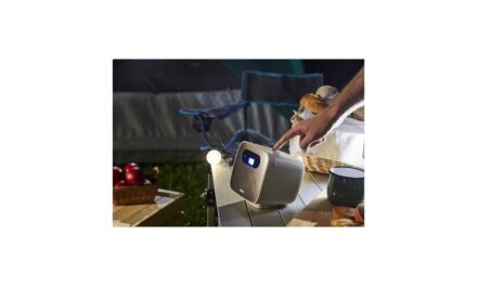 BenQ's launches its latest Wireless Mini Portable Projector   BenQ GS2