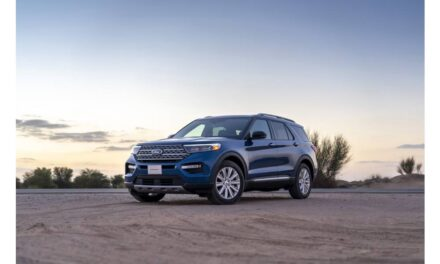 Ford Explorer Redesigned from Ground Up: America's Favourite SUV Delivers More Power, Capability and Adventure Tech