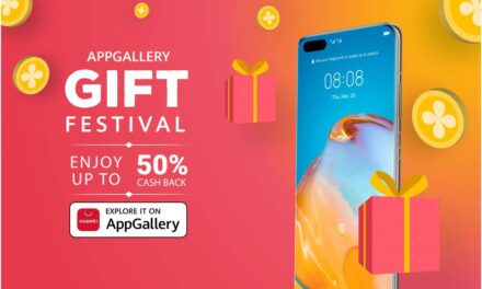 HUAWEI AppGallery is the new destination for games, with special cashback offer