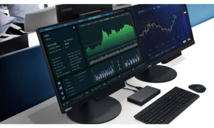 Lenovo Accelerates Portable Productivity with Latest ThinkCentre Nano Desktops