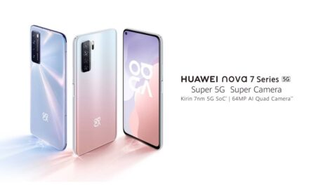 Huawei Launches the New HUAWEI nova 7 5G for Pre-Order   A 5G Trendy Flagship with 64MP Hi-res AI Quad Camera