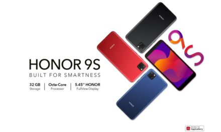 HONOR 9S offers 8 MP Camera and User-Friendly Features