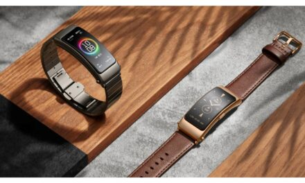 HUAWEI TalkBand B6: Robust Performance and Stunning Form Factor Revolutionize What a Wearable Device Can Be