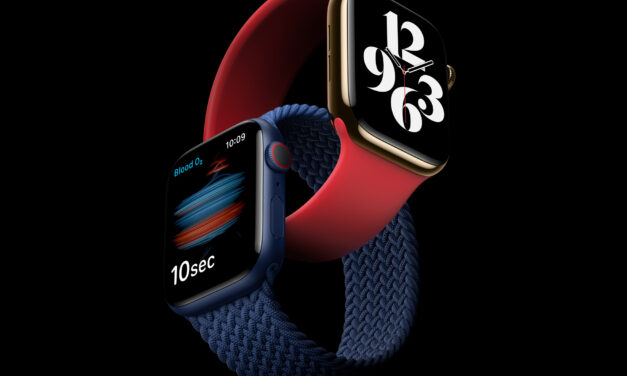 Apple Watch Series 6 delivers breakthrough wellness and fitness capabilities