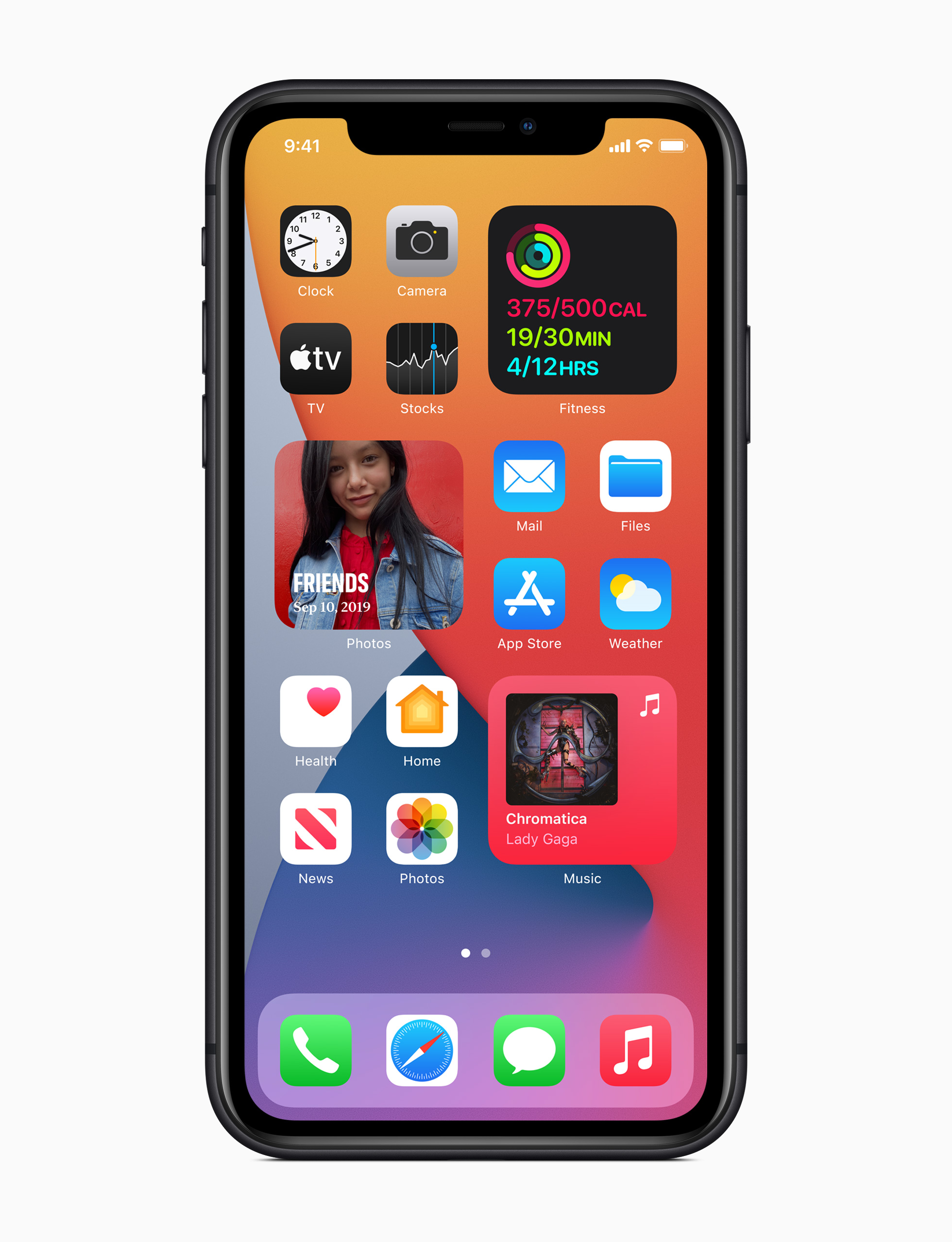 iOS 14 is available today