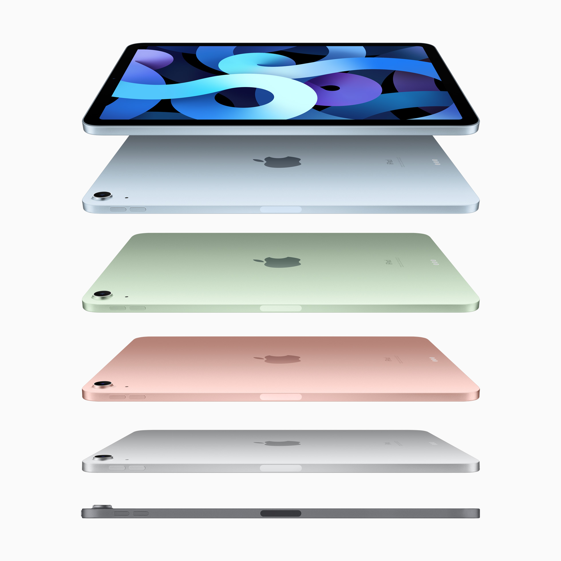 Apple unveils all-new iPad Air with A14 Bionic, Apple's most advanced chip