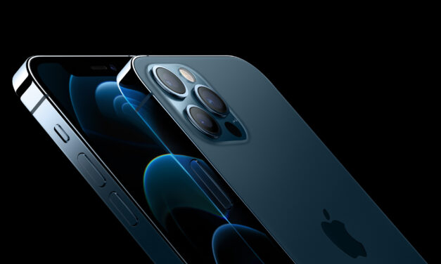 Apple introduces iPhone 12 Pro and iPhone 12 Pro Max with 5G #AppleEvent