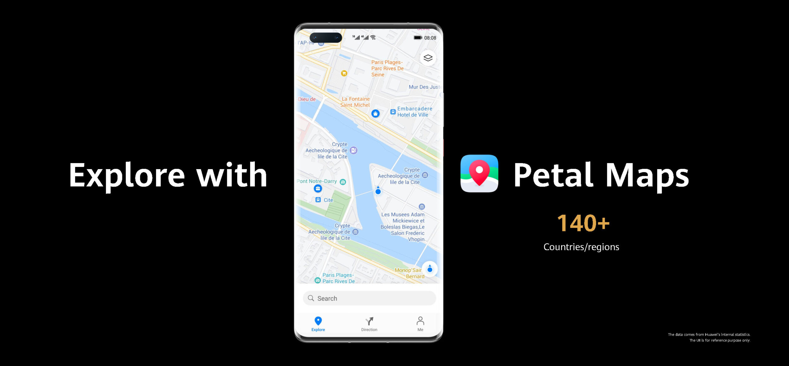 Huawei Launches Petal Search, Petal Maps, HUAWEI Docs and More