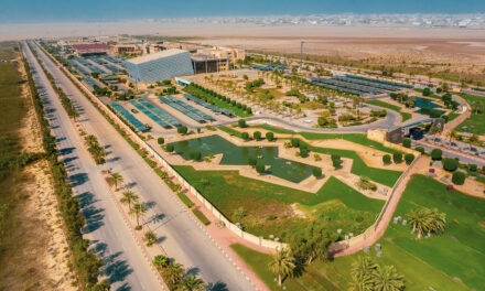 Schneider Electric installs EVlink Electric Vehicle charging stations at Prince Mohammad Bin Fahd University