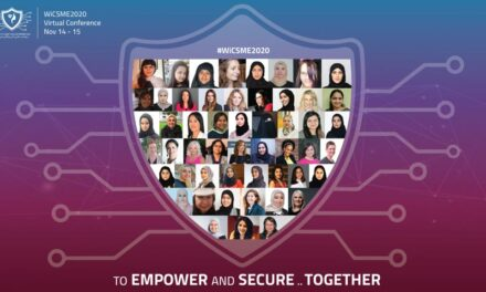 """Under the theme of """"To Empower and Secure Together."""" 50 remarkable women speakers at women in Cybersecurity Middle East (WiCSME)'s 1st Virtual Conference."""