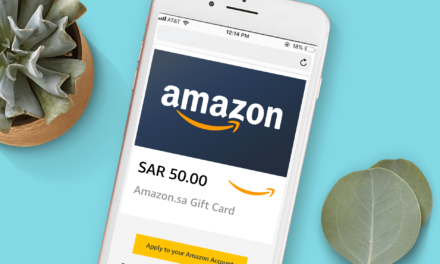 Amazon.sa Launches Amazon Gift Cards in Time for White Friday Deals