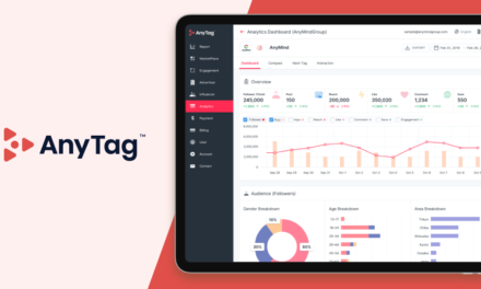 AnyMind Group Brings AnyTag to the Middle East, one of Asia's Largest Influencer Marketing Platforms