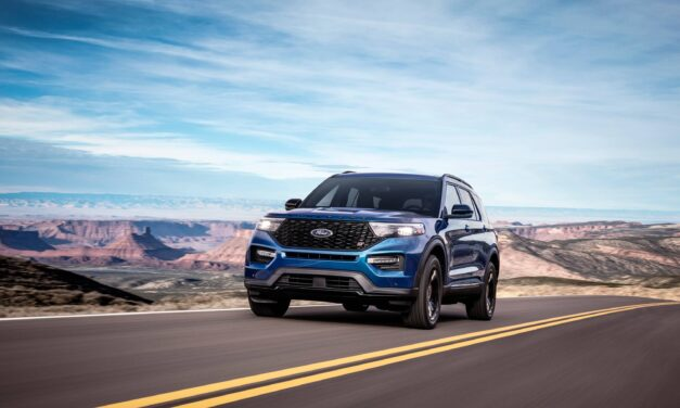 All-New performance-tuned Ford Explorer ST and No-Compromise All-New Explorer Hybrid Arrive in the Middle East