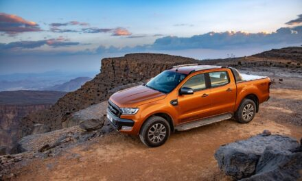 Built Ford Tough Ford Ranger Unlocks Access to the Great Outdoors With Electronic Shift-On-The-Fly 4×4, Locking Rear Differential and Impressive Off-Road Capability