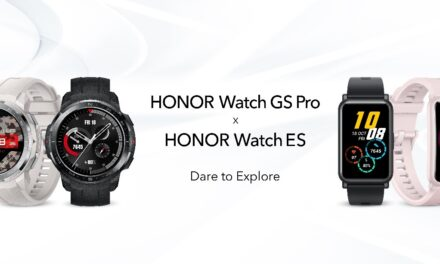 HONOR Watch GS Pro and HONOR Watch ES Officially Launch in KSA