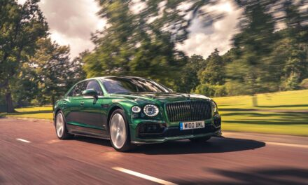 FLYING SPUR IN DETAIL: BRINGING BENTLEY DESIGN VALUES TO THE SCREEN