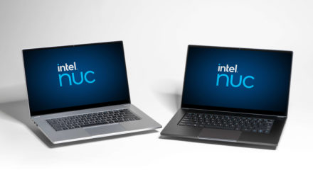 Intel Launches Intel® NUC M15 Laptop Kit
