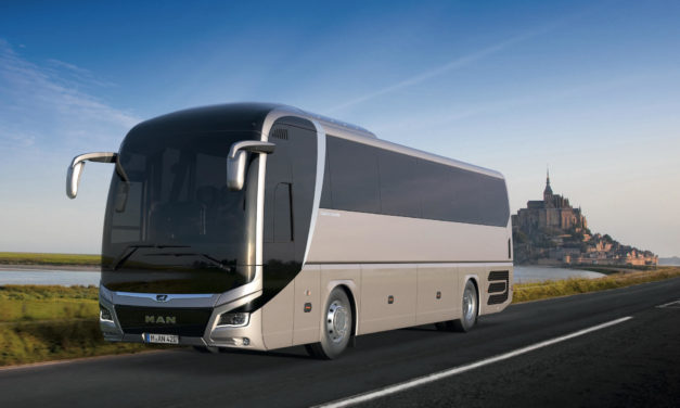 MAN delivers 80 New Lion's Coaches in Saudi Arabia