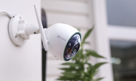 EZVIZ launches the new C3N Camera for outdoor home protection in the Middle East
