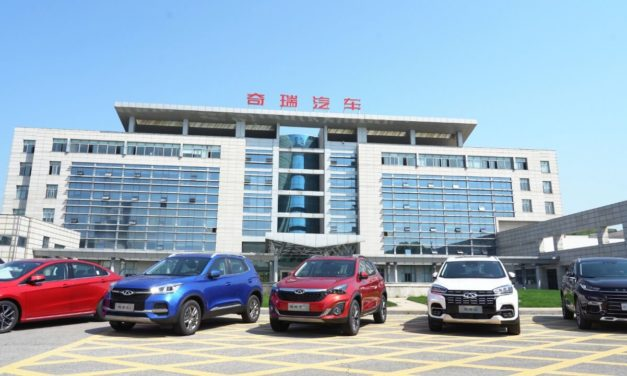 Chery Leads Chinese Automakers Exports