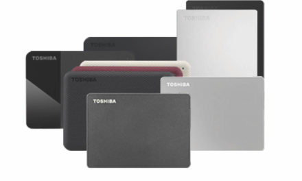 Canvio® Portable Storage with new applications and designs takes center stage at the Toshiba Gulf FZE stand at #GITEX2020