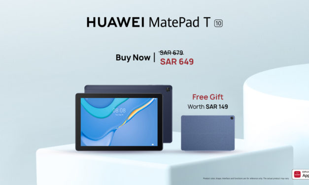 Enjoy amazing, limited-time offers on Huawei's MatePad T 10s and T 10 Tablet Devices