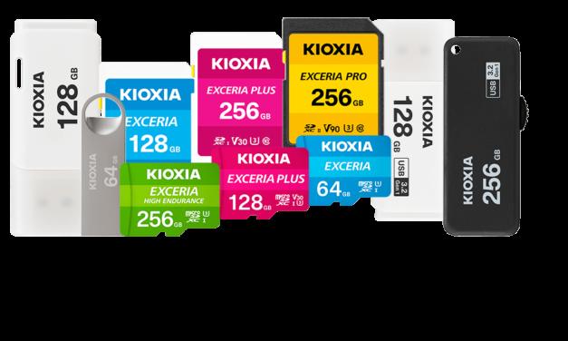 Kioxia Corporation to showcase memory solutions product portfolio at GITEX