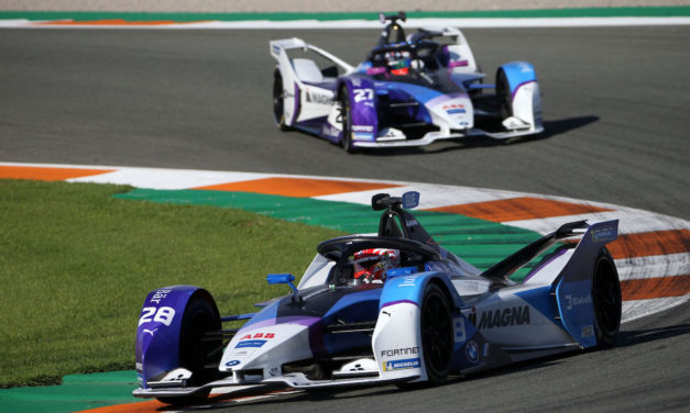 Focus on production: BMW Motorsport to call time on its Formula E involvement after Season 7.