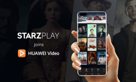 STARZPLAY brings thousands of hours of premium quality content to HUAWEI Video
