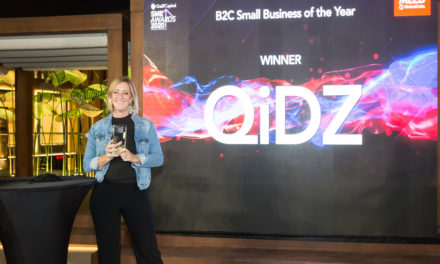 Family mobile app QiDZ honored for business excellence