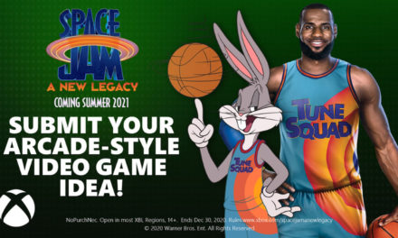 LeBron James, Bugs Bunny, and Xbox Invite Fans to Create an Original Space Jam: A New Legacy Arcade-Style Video Game