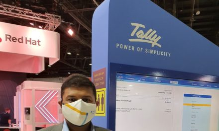Tally Solutions showcases TallyPrime at #GITEX2020