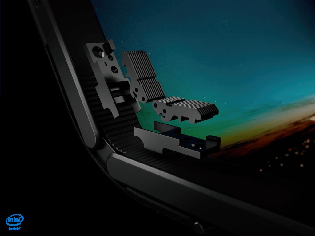 ThinkPad X1 Fold Hinge Mechanism Design
