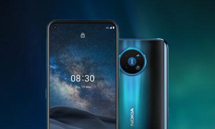 All New Nokia 8.3 5G hits the Saudi Market