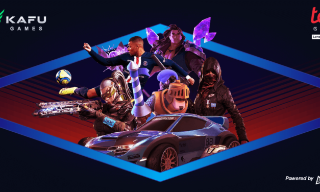 Newly launched Telo Gamez brings 7 weeks of unlimited gaming in an exclusive sponsorship deal with Saudi's Kafu Games