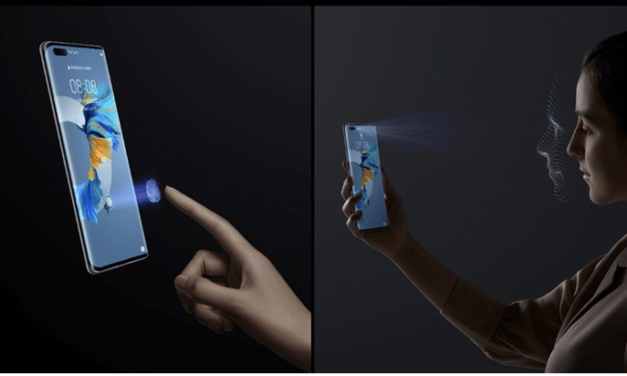 Huawei Phones Use Dual Biometric Identification for Extra Security