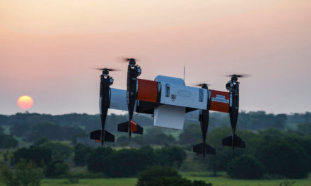 Bell's Autonomous Pod Transport Reaches New Milestone: Carries 110 lbs. of Payload.