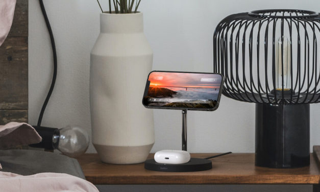 Belkin International Introduces the Next Generation of Belkin SOUND FORM Audio, Belkin BOOST CHARGE Mobile Power Accessories, and Enhanced Motion Detection from Linksys #CES2021