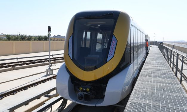 Alstom Innovates Towards a Sustainable Future for Rail Transport & Mobility in Saudi Arabia