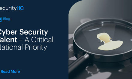 Cyber Security Talent – A Critical National Priority