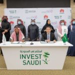 MINISTRY OF INVESTMENT OF SAUDI ARABIA ANNOUNCES LARGEST HUAWEI FLAGSHIP STORE OUTSIDE OF CHINA TO OPEN IN RIYADH